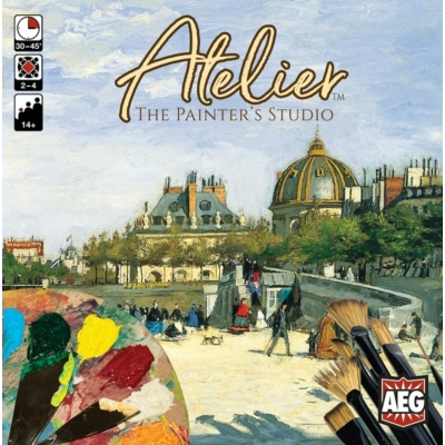 Atelier: The Painter's Studio