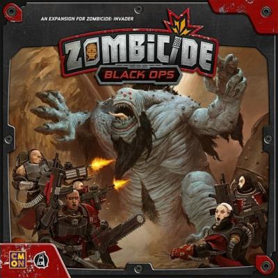 Zombicide: Invader - Black Ops kiegészítő