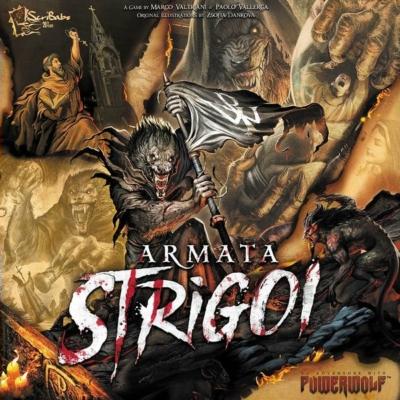 Armata Strigoi - The Powerwolf game