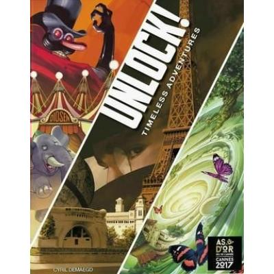 Unlock! 6 - Timeless Adventures