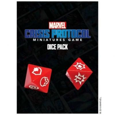 Marvel: Crisis Protocol - Dice Pack