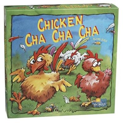 Chicken cha cha cha