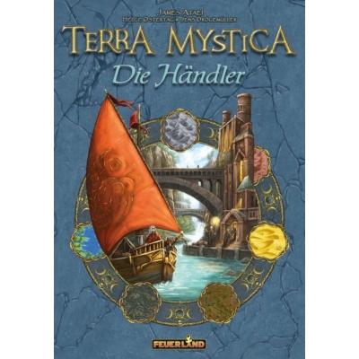 Terra Mystica: Die Händler kiegészítő