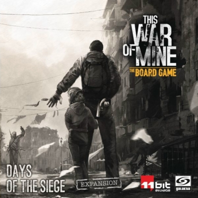 This War of Mine: Days of the Siege kiegészítő