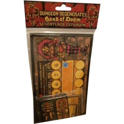 Dungeon Degenerates: Adventure kiegészítő