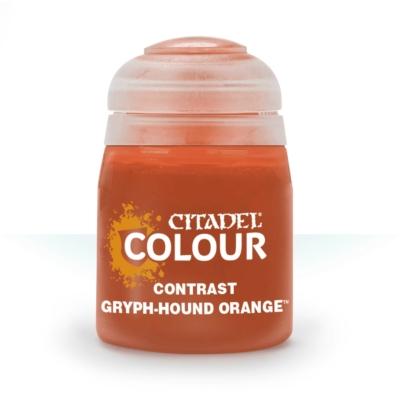 Citadel Contrast: Gryph-hound Orange (18ml)