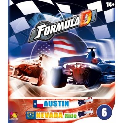 Formula D: új pályák 6 - Austin & Nevada Ride