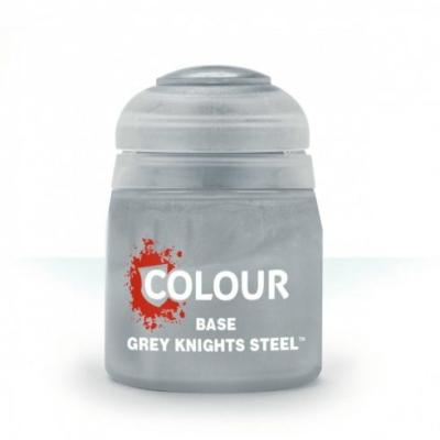 Citadel Base: Grey Knights Steel
