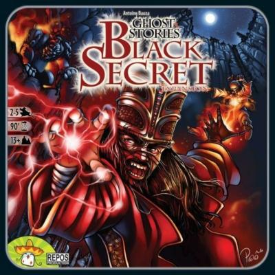 Ghost Stories: Black Secret kiegészítő