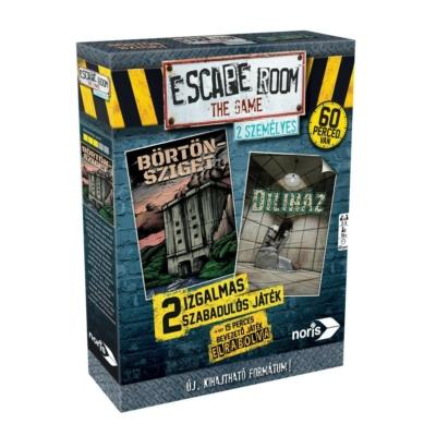 Escape Room Duo - Kétszemélyes szabadulószoba