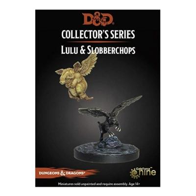 D&D Collector's Series: Descent into Avernus - Lulu and Slobberchops