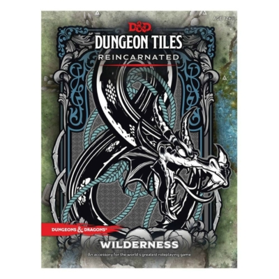 Dungeons & Dragons: RPG Dungeon Tiles Reincarnated: Wilderness