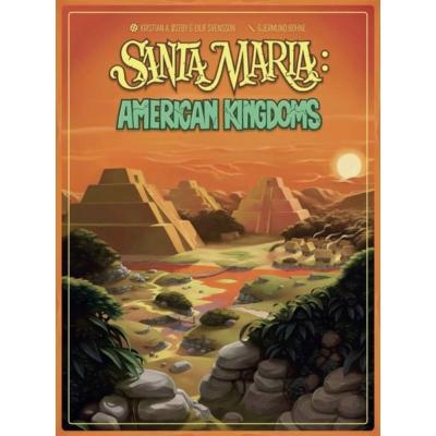 Santa Maria: American Kingdoms kiegészítő