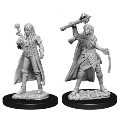 D&D Nolzur's Marvelous Miniatures: Elf Cleric Female