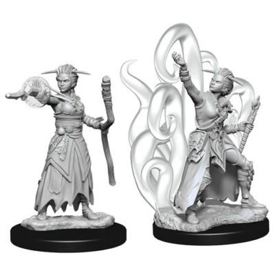 D&D Nolzur's Marvelous Miniatures: Human Warlock Female