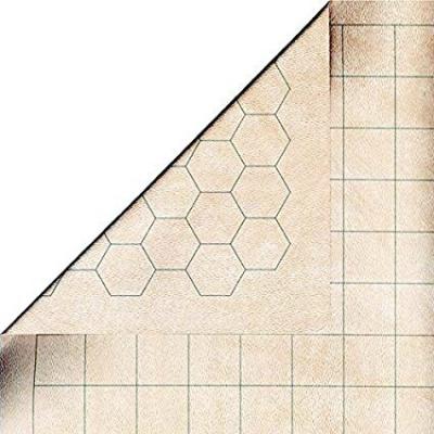 """Chessex MegaMat - 34-1/2""""x48"""", kétoldalas"""