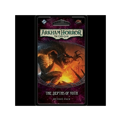 Arkham Horror LCG: Depths of Yoth Mythos Pack