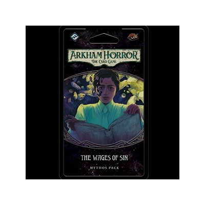 Arkham Horror LCG: Wages of Sin Mythos Pack