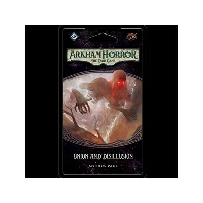 Arkham Horror LCG: Union & Disillusion Mythos Pack