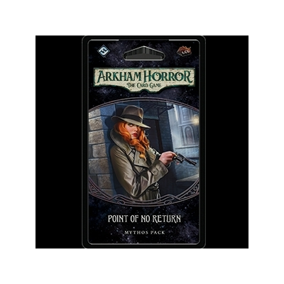 Arkham Horror LCG: Point of No Return Mythos Pack