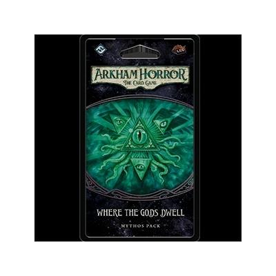 Arkham Horror LCG: Where the Gods Dwell Mythos Pack