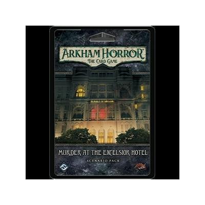 Arkham Horror LCG: Murder at the Excelsior Hotel