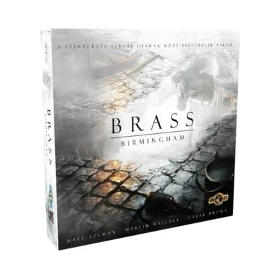 Brass: Birmingham (magyar kiadás)