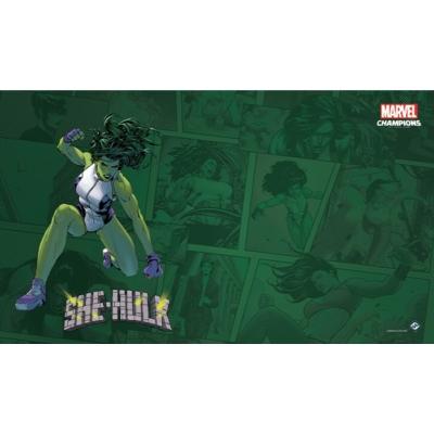 Marvel Champions: She-Hulk Game Mat