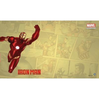 Marvel Champions: Iron Man Game Mat