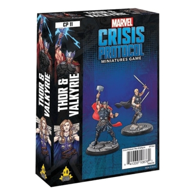 Marvel: Crisis Protocol - Thor & Valkyrie