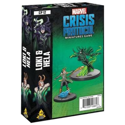 Marvel: Crisis Protocol - Loki & Hela