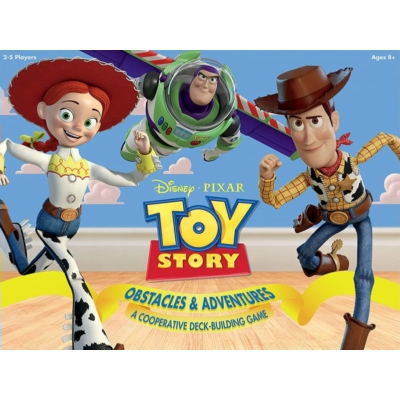 Toy Story: Obstacles & Adventuers