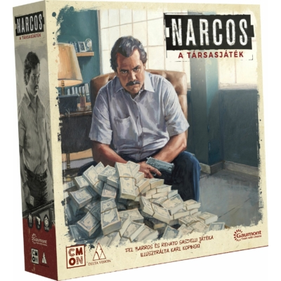 Narcos (magyar kiadás)