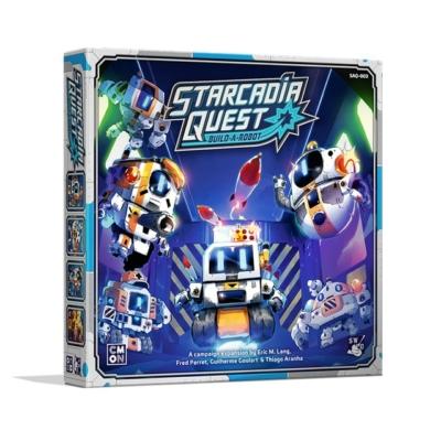 Starcadia Quest: Build-A-Robot kiegészítő