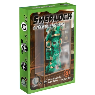 Sherlock: A régész sírboltja
