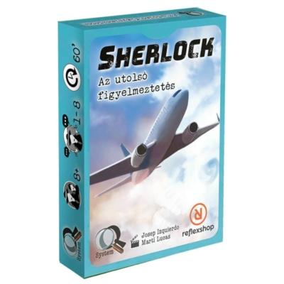 Sherlock: Az utolsó figyelmeztetés