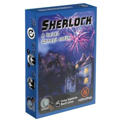 Sherlock: A halál ünnepi szele