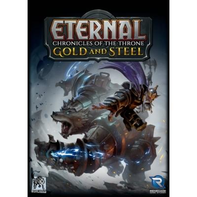 Eternal: Chronicles of the Throne - Gold and Steel kiegészítő