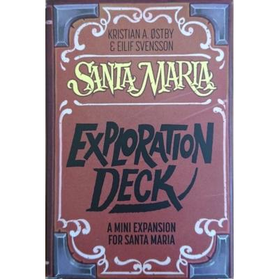 Santa Maria: Exploration Deck kiegészítő