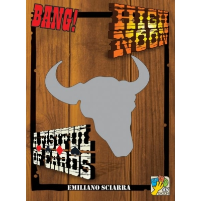 Bang! High Noon + Fistful of Cards