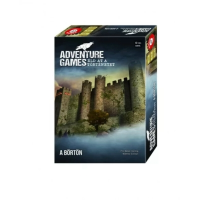 Adventure Game 2.: A Börtön