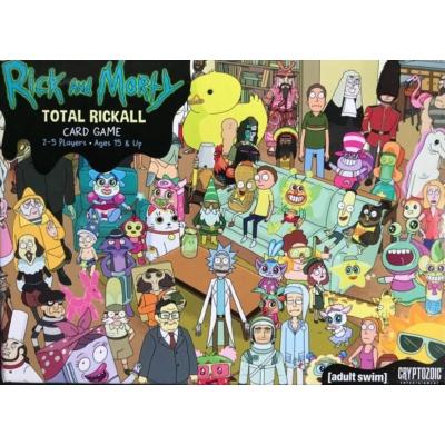 Rick and Morty: Total Rickall