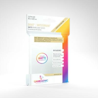 GameGenic Prime Dixit sleeves - 81x122 mm (90 db/csomag)