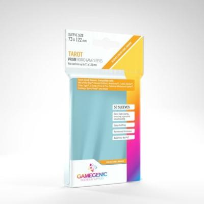 GameGenic Prime Tarot sleeves - 73x122 mm (50 db/csomag)