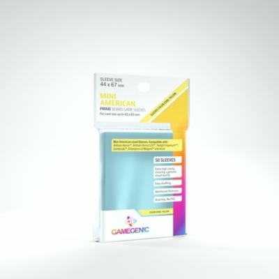 GameGenic Prime Mini US sleeves - 44x67 mm (50 db/csomag)