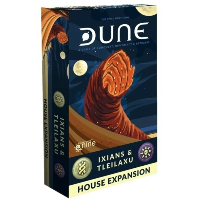 Dune: Ixians and Tleilaxu House kiegészítő