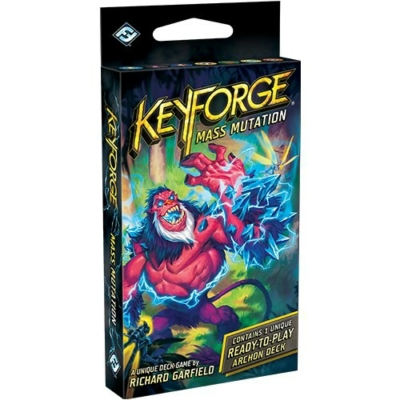 Keyforge: Mass Mutation - Archon Deck