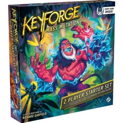 Keyforge: Mass Mutation - Two-Player Starter
