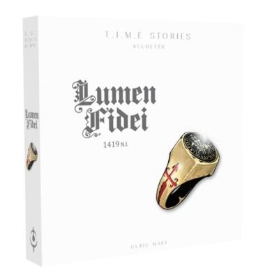 T.I.M.E. Stories: Lumen Fidei