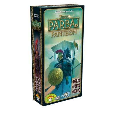 7 Csoda: Párbaj – Panteon